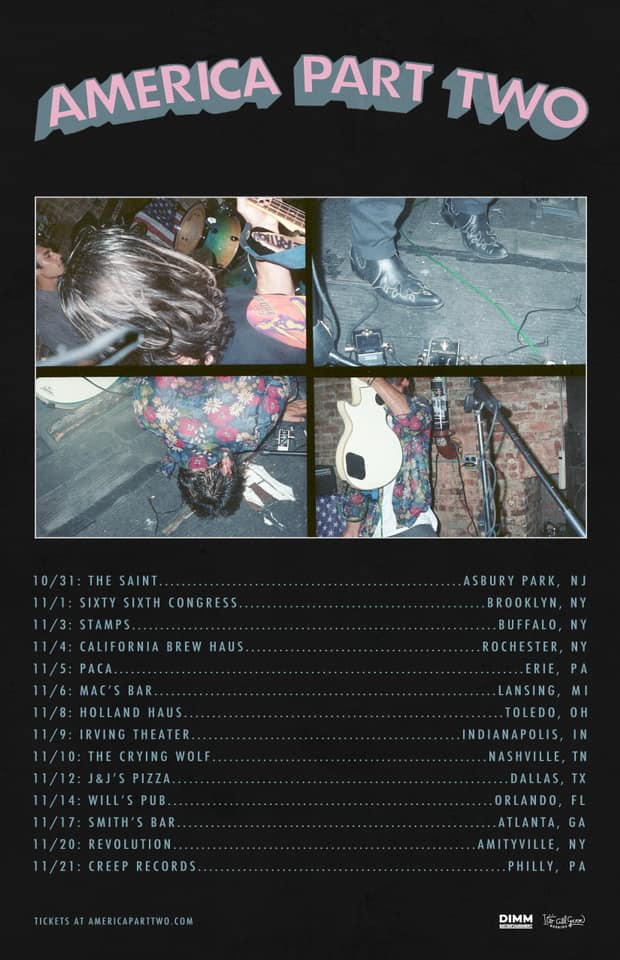 Fall Tour Dates: 10/31: New Jersey 11/1: Brooklyn, NY 11/3: Buffalo, NY 11/4: Rochester, NY 11/5: Erie, PA 11/6: Lansing, MI 11/8: Toledo, OH 11/9: Indianapolis, IN 11/10: Nashville, TN 11/12: Dallas, TX 11/14: Orlando, FL 11/17: Atlanta, GA 11/20: Amityville, NY  11/21: Philadelphia, PA